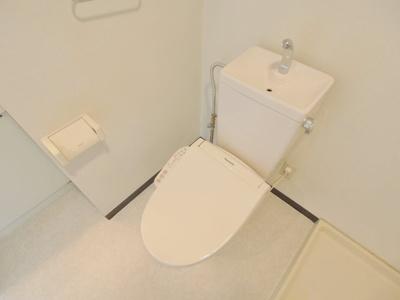 【トイレ】ステージT3