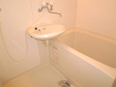 【浴室】ピュア・デュエットB