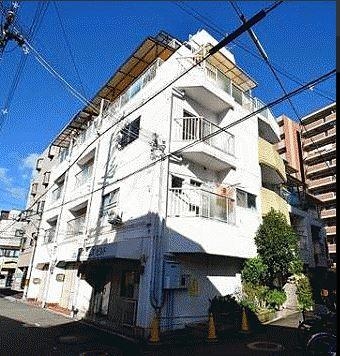【外観】トリム東大阪