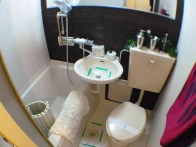 【浴室】ハピネス上六