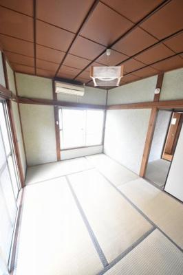 【居間・リビング】ユコアパートB棟