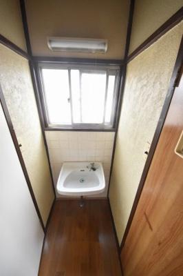 【独立洗面台】ユコアパートB棟