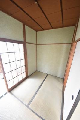 【和室】ユコアパートB棟