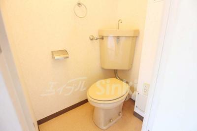 【トイレ】新大阪山よしハイツ