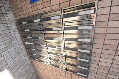 LUMOⅡ天満 メールボックス