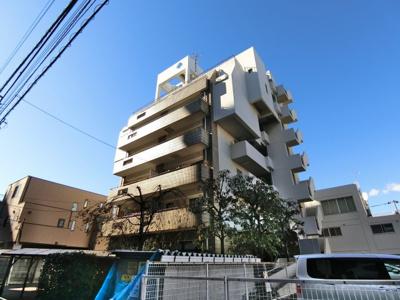 【外観】パールグリーン新宿