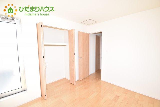 【収納】上尾市小泉7丁目 新築一戸建て 02