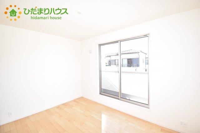 【子供部屋】上尾市小泉7丁目 新築一戸建て 02