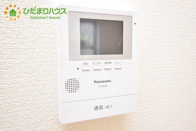 【セキュリティ】上尾市小泉7丁目 新築一戸建て 02