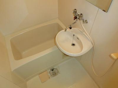【浴室】コーポタナベ