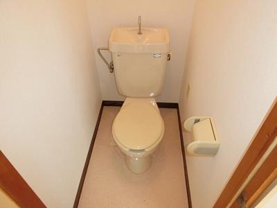 【トイレ】コーポタナベ