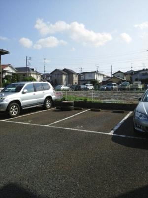 敷地内駐車場(空き無し)