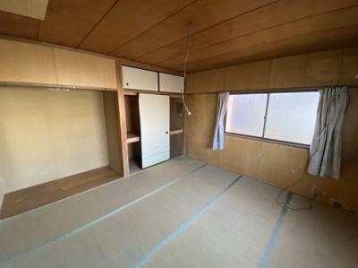 【内装】川西町店舗