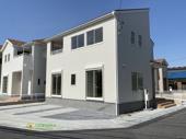 久喜市青葉5丁目 第2 新築一戸建て 03 リーブルガーデンの画像