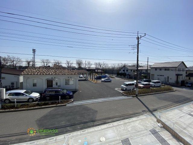 【展望】久喜市青葉5丁目 第2 新築一戸建て 04 リーブルガーデン