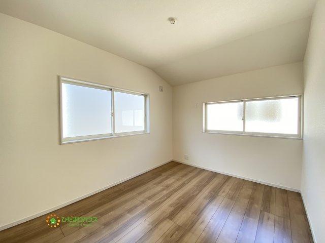 【洋室】久喜市青葉5丁目 第2 新築一戸建て 04 リーブルガーデン