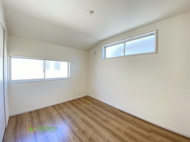 【子供部屋】久喜市青葉5丁目 第2 新築一戸建て 04 リーブルガーデン