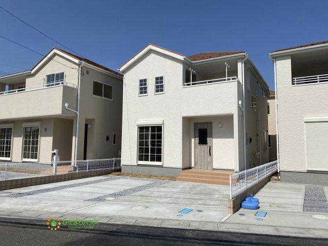 【外観】久喜市青葉5丁目 第2 新築一戸建て 04 リーブルガーデン