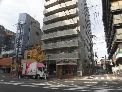 【外観】エスリード京都河原町第3