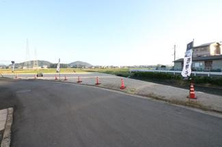 【外観】近江八幡市若葉町3丁目 3号地 売土地