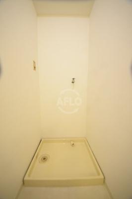リッチライフダイコク 室内洗濯機置場