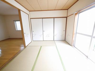 【寝室】山口ホーム矢部