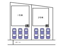 姫路市網干区垣内本町/全二棟の画像