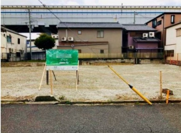 今津水波町B 1号地 売土地 の画像