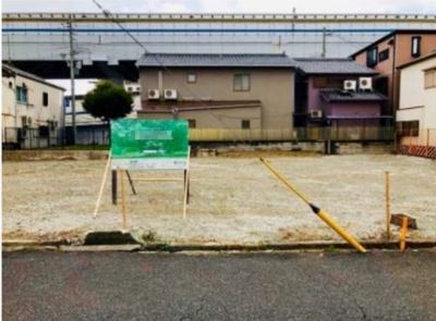 【外観】今津水波町B 1号地 売土地