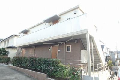 積水ハウス施工の賃貸住宅シャーメゾン♪横浜線「新横浜」駅より徒歩10分!築浅の2階建てアパート♪3駅3沿線利用可能で便利な立地です☆