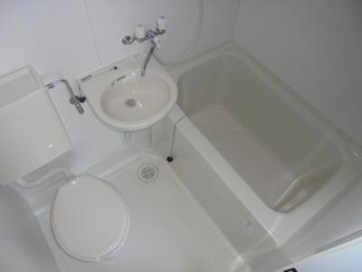 【浴室】トキワコーポ