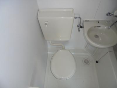 【トイレ】トキワコーポ