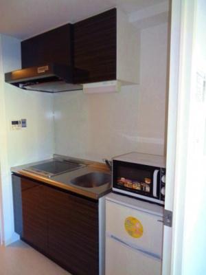 【キッチン】Trusty Residence天王寺東