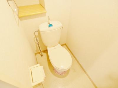 【トイレ】第2ファミーユ半田