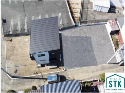 【外観】甲府市飯田5丁目 分譲地