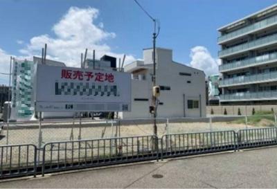 【外観】薬師町A-4号地 売土地