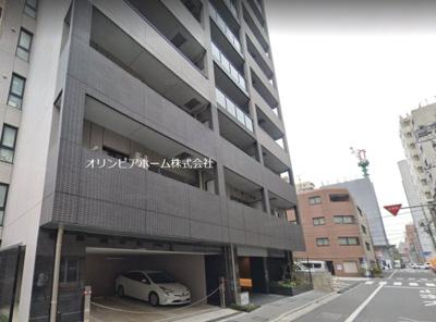 【外観】リビオ人形町日本橋浜町グリーンテラス 9階 2017年築 角 部屋