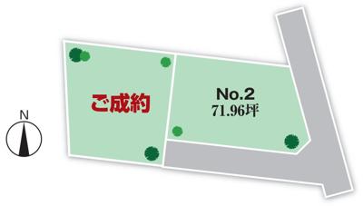 【区画図】甲府市大里町