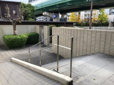 【その他共用部分】メゾン・ド・ヴィレ大阪城公園前