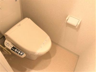 【トイレ】メゾン・ド・ヴィレ大阪城公園前