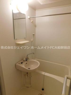 【浴室】ボヌール大船