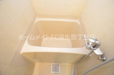 【浴室】西林マンション
