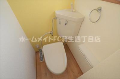 【トイレ】西林マンション