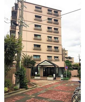 【外観】朝日プラザ浜寺