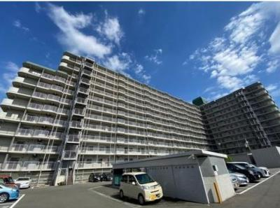 【外観】八戸ノ里スカイハイツ