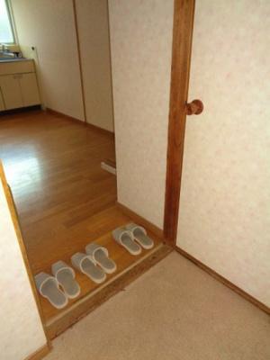 【玄関】かつらマンション