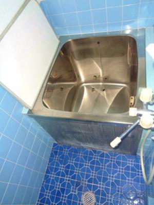 【浴室】かつらマンション