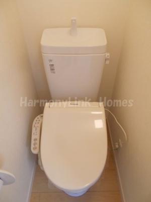フェリスレジーナのトイレ☆