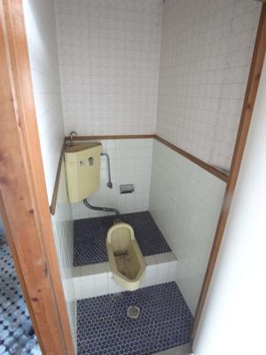 【トイレ】グリーンハイツⅠ