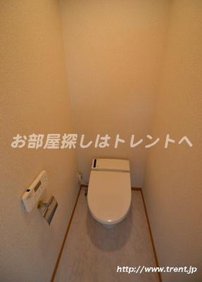 【トイレ】ドルフィン西新宿